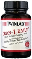 Twinlab - Cran-1-Daily - 30 Capsules, from category: Nutritional Supplements