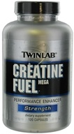 Image of Twinlab - Creatine Fuel Mega Performance Enhancer - 120 Capsules