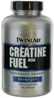Twinlab - Creatine Fuel Mega Performance Enhancer - 120 Capsules (027434008501)