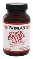 Twinlab - Super Enzyme Maximum Strength - 50 Capsules (027434015080)