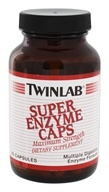 Image of Twinlab - Super Enzyme Maximum Strength - 50 Capsules