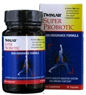 Twinlab - Super Probiotic Formula - 30 Capsules, from category: Nutritional Supplements