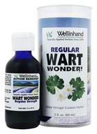 Well-in-Hand - Wart Wonder Regular Strength - 2 oz. by Well-in-Hand