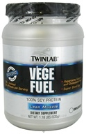 Image of Twinlab - Vege Fuel Unflavored - 1.18 lbs.