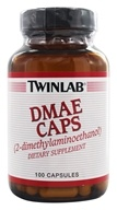 Twinlab - DMAE - 100 Capsules, from category: Nutritional Supplements