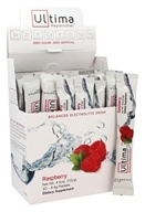Ultima Health Products - Ultima Replenisher Drink Red Raspberry - 30 Packet(s) (formerly Wild Raspberry) (853210333310)