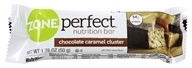 Image of Zone Perfect - All-Natural Nutrition Bar Chocolate Caramel Cluster - 1.76 oz.