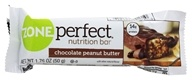 Image of Zone Perfect - All-Natural Nutrition Bar Chocolate Peanut Butter - 1.76 oz.