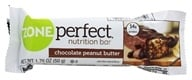 Zone Perfect - All-Natural Nutrition Bar Chocolate Peanut Butter - 1.76 oz. by Zone Perfect