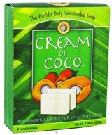 Wisdom of the Ancients - Cream of Coco Hair & Body Soap - 7.06 oz.