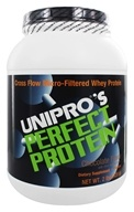 Unipro - Perfect Protein High Biological Value Whey Protein Chocolate - 2 lbs. by Unipro