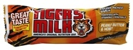 Schiff - Tiger's Milk Bar Peanut Butter & Honey - 1.23 oz., from category: Nutritional Bars