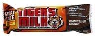 Schiff - Tiger's Milk Bar Peanut Butter Crunch - 1.23 oz., from category: Nutritional Bars