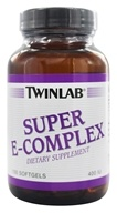 Twinlab - E-Complex Super 400 IU - 100 Capsules, from category: Vitamins & Minerals