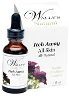 Wally's Natural Products - Itch Away Oil - 1 oz. by Wally's Natural Products