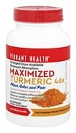 Image of Vibrant Health - Maximized Turmeric Curcuminoids 1000 mg. - 60 Tablets