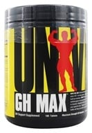 Universal Nutrition - GH Max GH Support Supplement - 180 Tablets by Universal Nutrition