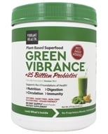 Vibrant Health - Green Vibrance Version 14.0 Daily Superfood - 709.8 Grams