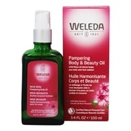 Weleda - Wild Rose Body Oil - 3.4 oz. (4001638099394)