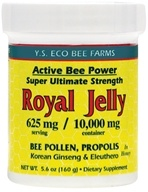 YS Organic Bee Farms - Alive Bee Power Royal Jelly Paste 10000 mg. - 5.6 oz. CLEARANCE PRICED