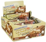 Pure Protein - High Protein Bar S'Mores - 2.75 oz., from category: Sports Nutrition