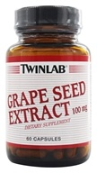 Twinlab - Grape Seed Extract 100 mg. - 60 Capsules