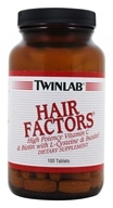 Twinlab - Hair Factors - 100 Tablets (027434016414)