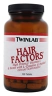 Twinlab - Hair Factors - 100 Tablets, from category: Nutritional Supplements