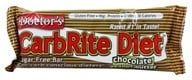 Universal Nutrition - Doctor's CarbRite Diet Bar Chocolate Peanut Butter - 2 oz. - $1.50
