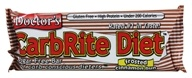 Universal Nutrition - Doctor's CarbRite Diet Bar Frosted Cinnamon Bun - 2 oz. - $1.50