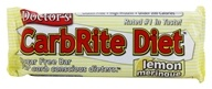 Universal Nutrition - Doctor's CarbRite Diet Bar Lemon Meringue - 2 oz. (039442081896)