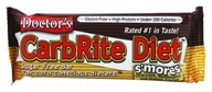 Universal Nutrition - Doctor's CarbRite Diet Bar S'mores - 2 oz. - $1.50