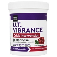 Image of Vibrant Health - U.T. Vibrance Mannose & Botanicals Crisis Intervention Formula - 2.02 oz.