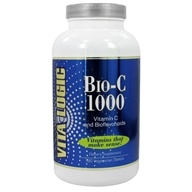 Vita Logic - Bio-C 1000 With Quercetin & Bioflavonoids 1000 mg. - 180 Tablets by Vita Logic