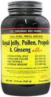 YS Organic Bee Farms - Fresh Royal Jelly 24000 mg. - 19.5 oz.