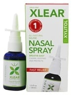 Xlear - Sinus Nasal Spray with Xylitol - 1.5 fl. oz.