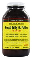 Image of YS Organic Bee Farms - Fresh Royal Jelly Plus Bee Pollen 40000 mg. - 24 oz.