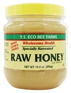 YS Organic Bee Farms - Raw Honey - 14 oz. (726635120103)