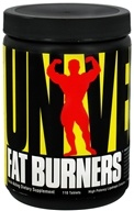 Universal Nutrition - Fat Burners - 110 Tablets - $14.30