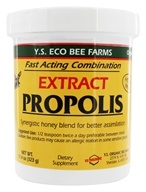 YS Organic Bee Farms - Propolis In Honey 110000 mg. - 11.4 oz. (726635960969)