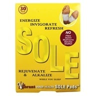 Inner Health - Sole Pads - 30 Patch(es) (884120100105)