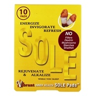 Inner Health - Sole Pads - 10 Patch(es), from category: Detoxification & Cleansing