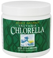 Source Naturals - Yaeyama Chlorella - 4 oz.