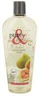 Image of Pure & Basic - Bath and Body Wash Fresh Fig - 12 oz.