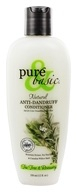 Pure & Basic - Natural Conditioner Anti-Dandruff Tea Tree & Rosemary - 12 oz.