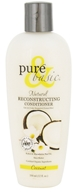 Pure & Basic - Reconstructing Conditioner Coconut - 12 oz., from category: Personal Care
