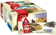 Atkins Nutritionals Inc. - Advantage Meal Bar Chocolate Chip Granola - 1.7 oz. - $2