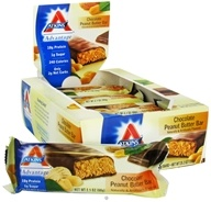Atkins Nutritionals Inc. - Advantage Meal Bar Chocolate Peanut Butter - 2.1 oz. by Atkins Nutritionals Inc.
