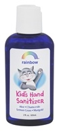 Rainbow Research - Kids Hand Sanitizer Original Scent - 2 oz. DAILY DEAL by Rainbow Research