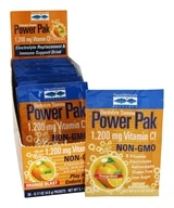 Trace Minerals Research - Electrolyte Stamina Power Pak Orange Blast - 32 Packet(s), from category: Sports Nutrition